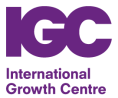 Internation growth centre logo